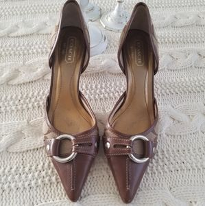 Coach Allison Heels size 7